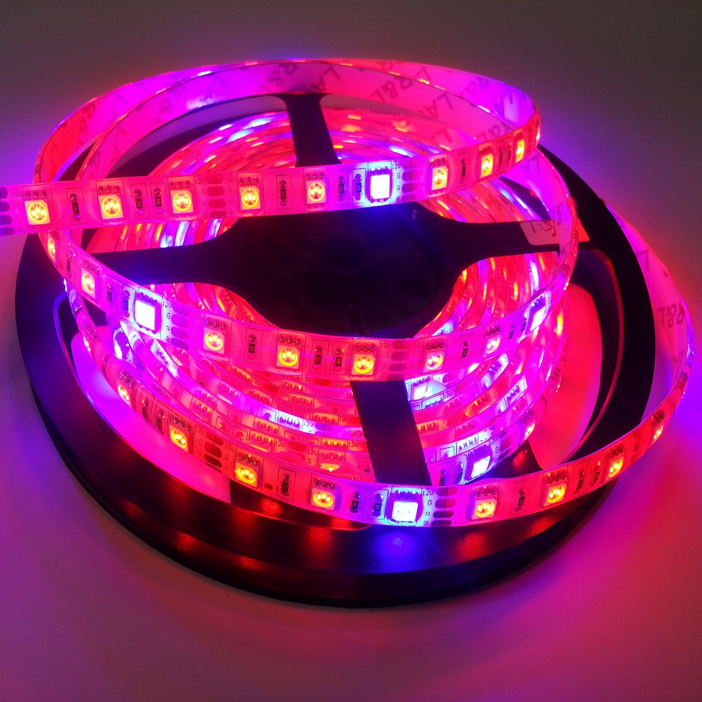 5 Meters 12V Plant Growing 5050 Red Blue Flexible Led Light Strips
