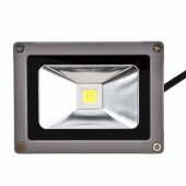 10W 800Lm LED Floodlight White Warm White Outdoor Lamp AC85-265V