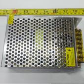 120W DC12V 10A AC to DC Metal Case Mini Power Supply