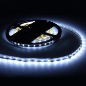 12V DC 5M White 3528 LED Strip Light Non-Waterproof 16.4Ft 300 Leds