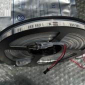 12V Intelligent TM1812IC Flexible Addressable RGB 5050 LED Light Strip