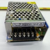 24W DC12V 2A Metal Case Power Supply AC to DC Converter