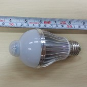 5W 7W E27 LED Bulb PIR Motion Detection Sensor LED Lamp