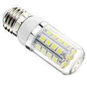 5W 36 X Smd 5050 E27 Corn LED Lamp Light Energy Saving Bulb Spotlight