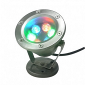6W 6-LEDs High Power LED Underwater Light 12V RGB DownLights