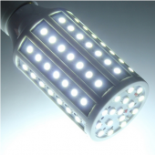 86 x SMD 5050 15W E27 LED Corn Light White/Warm White Bulb