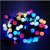 Christmas Tree Decoration String Light Ball Shaped 5M 50Leds