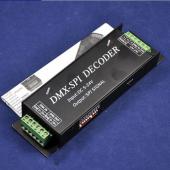 DMX-SPI Decoder DC5V-24V Input