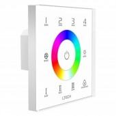 LTECH EX7S RGB 4 Zones Touch Panel RF DMX512 Master Controller