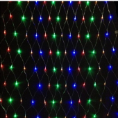 Multiple Colors LED Net Light 2m*3m 200Leds Christmas Decoration