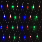 LED Net Light LED Christmas String Light 96Leds 1.5m*1.5m