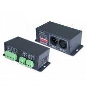 LT-8030 3CH DC 5V 24V 12A CV DMX-PWM Ltech LED Decoder Controller