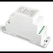 LTECH DIN-711-12A DIN Rail 1-10V LED Dimming Driver