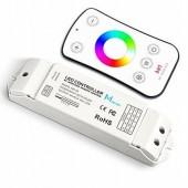 M4-5A RGBW Wireless Receiver + M1 M2 M3 M4 M5 M6 M7 M8 RF Remote