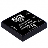 DKE15 15W DC-DC Mean Well Regulated Dual Output Converter Power Supply
