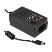 GST25A 25W Mean Well High Reliability Industrial Adaptor Power Supply