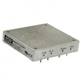 MHB75 75W Mean Well Half-Brick Regulated Single Output Power Supply