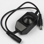 Single Color Mini LED Dimmer Brightness Adjust Switch DC12-24V