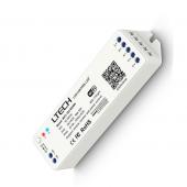 LTECH WiFi Lighting Controller WiFi-102-RGBW DC12V 24V LED